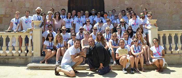 CYE Summer Camp Alicante 2017